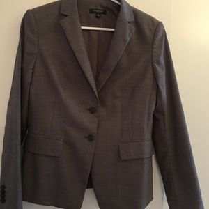 Ash Brown Blazer
